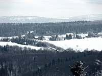Chata Sova uprostřed louky - Moldava - Nové Město