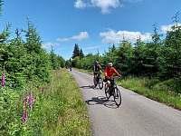 Cyklostezky - Moldava - Nové Město