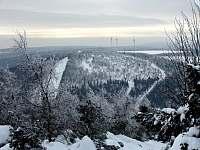 Lyžařské středisko Bouřňák - chalupa k pronájmu Moldava - Nové Město