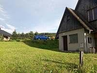 Chaloupka na vršku - chata k pronajmutí Háj u Loučné pod Klínovcem