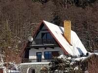 Chata k pronajmutí - dovolená v Krušných horách