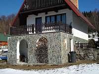Kouzelné jaro na horách - chata ubytování Mariánská