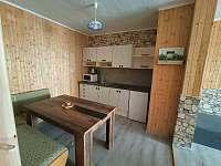 Kuchyň - apartmán k pronájmu Jáchymov - Mariánská