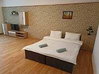 Obývací pokoj - apartmán k pronájmu Jáchymov - Mariánská