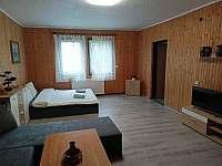 Obývací pokoj - apartmán ubytování Jáchymov - Mariánská