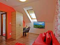 červený pokoj, zázemí - Karlovy Vary - Dvory