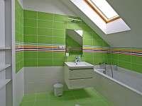 Zelený pokoj, celá koupelna - Karlovy Vary - Dvory