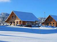 ubytování Ski areál Hranice - Boží Dar Chalupa k pronajmutí - Abertamy