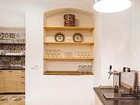 kuchyň, bar - chata k pronájmu Kovářská