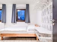 pokoj č. 2 (4 lůžkový pokoj) - chata ubytování Kovářská