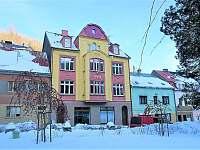 Apartmán na horách - zimní dovolená Jáchymov
