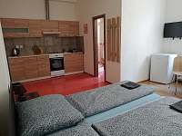 dvoulůžkový pokoj - apartmán k pronájmu Jáchymov