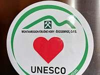 pamětihodnosti UNESCO - apartmán k pronájmu Jáchymov