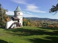 Šlikův hrádek a Klínovec - Jáchymov