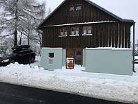 chata v zimně - Moldava - Nové Město