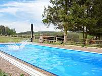 bazén - Plesná
