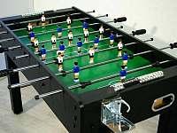 stolní fotbal - Plesná