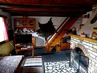 obývací pokoj - Rájec