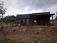 chaloupka Bečov - chata ubytování Bečov