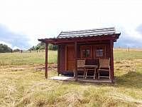 Menší chaloupka pro 2 osoby - chata ubytování Bečov