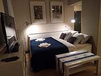 obývací pokoj Anička - pronájem apartmánu Hroznětín - Ruprechtov