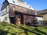 Horní Blatná ubytování pro 17 až 20 osob  ubytování