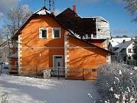 Rodinný dům na horách - zimní dovolená Vejprty