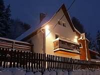 Mikulov v Krušných horách - chata k pronájmu - 45