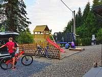 Dětské hřiště - ubytování Klíny