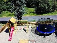 Dětské hřiště - Klíny