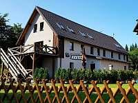 Penzion Studánka - ubytování Klíny