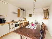 Společná plně vybavená kuchyně - ubytování Mariánská