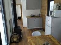 Kuchyňka - pronájem chaty Loučná pod Klínovcem - Háj