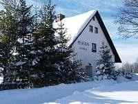 ubytování Lyžařský vlek Kraslice - Krajka v penzionu na horách - Bublava