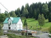Apartmán na horách - okolí Nejdku