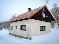 Chata Rovnost Nové Město - ubytování Jáchymov - Nové Město
