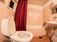 koupelna - pronájem chaty Jáchymov - Nové Město