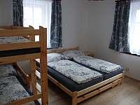 Ložnice - apartmán k pronájmu Pernink