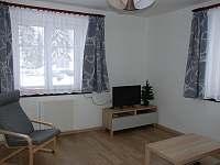 Obývák - apartmán k pronajmutí Pernink