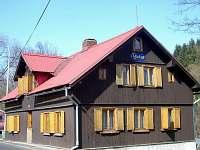 Chata k pronájmu - dovolená Krušné hory rekreace Stříbrná u Kraslic
