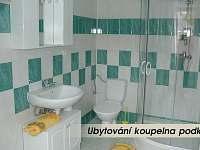 Klášterec nad Ohří - apartmán k pronájmu - 8