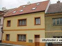Apartmán ubytování pro 1 až 4 osoby