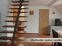 Ubytování v apartmánech Klášterec nad Ohří - k pronajmutí