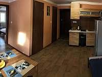 Loučná pod Klín. ubytování 22 lidí  ubytování