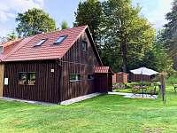 ubytování Dlouhá Louka na chatě k pronajmutí