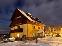 ubytování Klínovec v penzionu na horách
