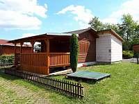 Chata u Nechranické přehrady - chatky ubytování Vikletice - 5
