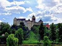 hrad Loket - Hroznětín