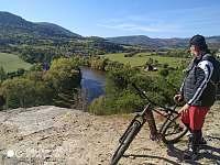 Cyklovýlet do Perštejna - Klášterec nad Ohří