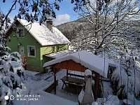 Je tu krásně i v zimě :-) - Klášterec nad Ohří
